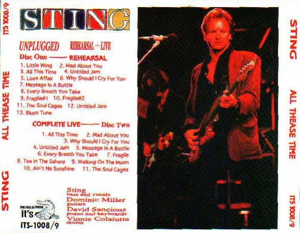 Sting - Unplugged